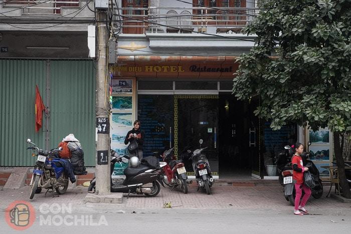 Canh Dieu Hotel en Ninh Binh