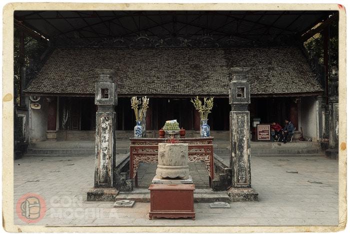 El templo Đinh Tiên Hoàng