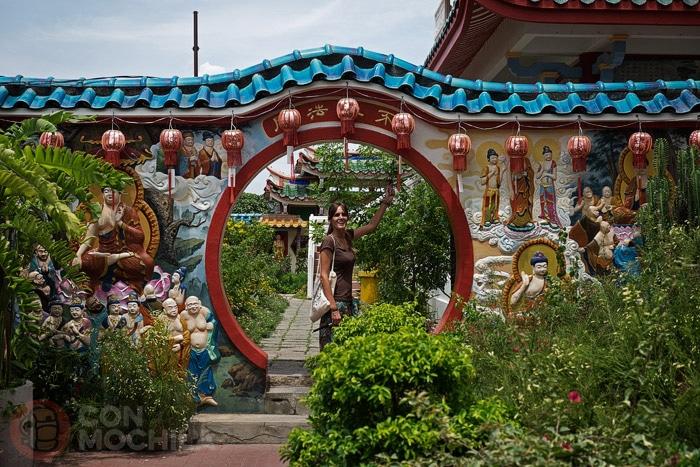 El templo Kek Lok Si