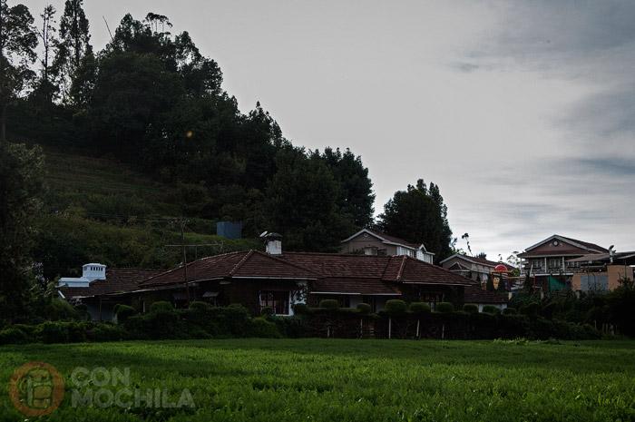 Vistas del Hotel Sweekar desde la carretera