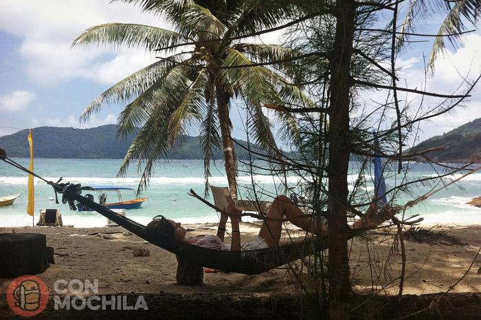 D'Lagoon, el perfecto lugar que elegimos en Perhentian Kecil