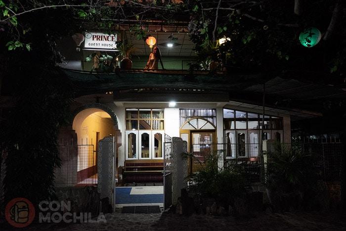 Fachada de Prince guesthouse