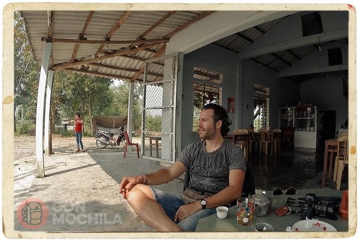 La parada de rigor para tomar un Café vietnamita