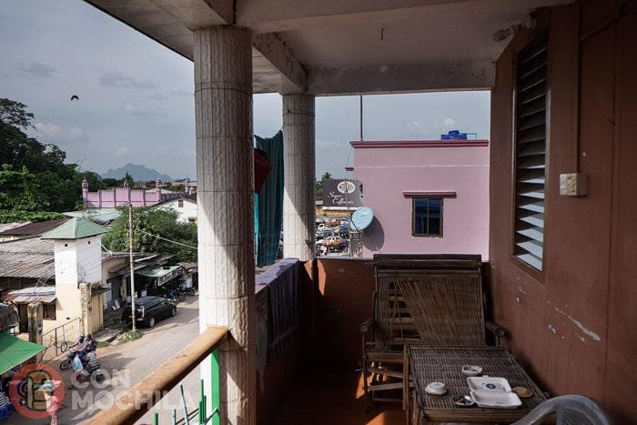 La terracita del primer piso