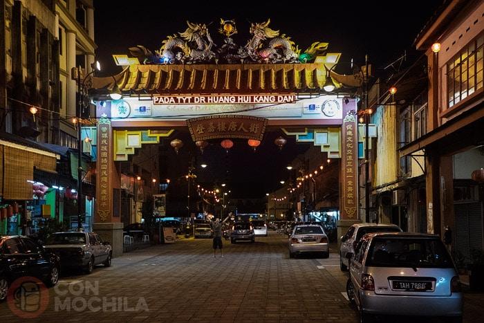 El barrio chino