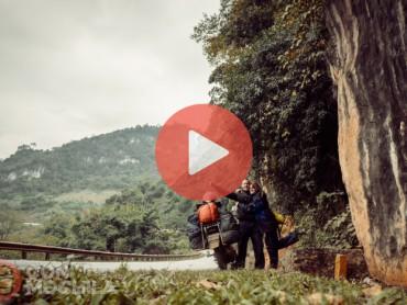 Vídeo 4 Viaje a Vietnam – Ruta en moto de Moc Chau a Son La