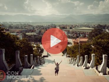 Vídeo 5 Viaje a Vietnam – Ruta en moto de Son La a Dien Bien Phu