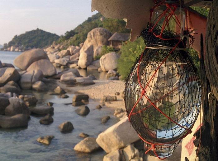 Itinerario de viaje a Tailandia y Camboya: Banana Rock, Koh Tao