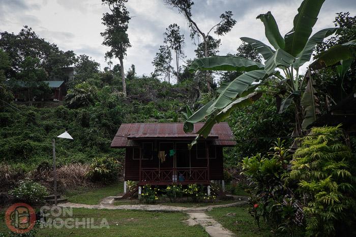 Nuestra cabañita en Park Lodge