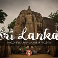 La más completa guía de viaje a Sri Lanka de mochilero o por tu cuenta