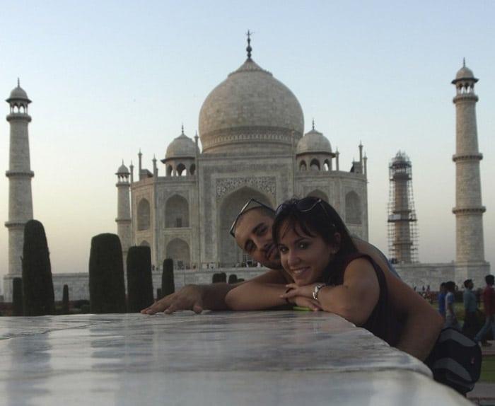 Itinerario de viaje a India: Agra - Taj Mahal