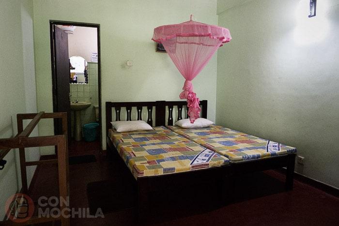 Nuestra habitación
