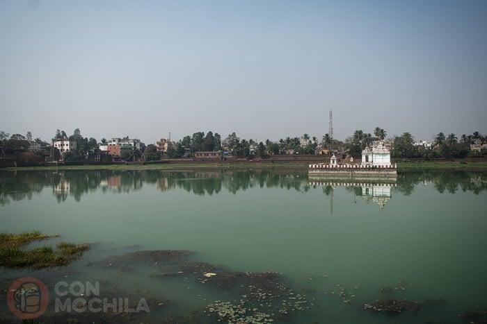 El tanque Bindusagar