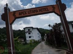 Apek Utama hotel, nuestra recomendación en Brunéi