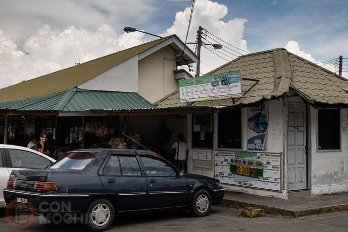 Estación de autobuses de Miri