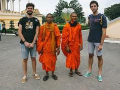 Itinerario de viaje a Camboya y Laos en 21 días de Miguel y Pau
