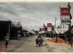 Etapa 16. Hoi An – My Khe. Ruta en moto por Vietnam
