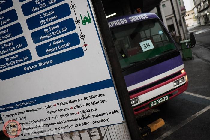 El autobús que deberemos coger, el 38