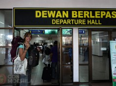 Entrada y salida de Brunéi desde Malasia por tierra o mar