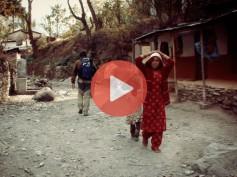 Vídeo 15 Viaje a Nepal 2014 – Trek Annapurnas 13, Kalopani – Tatopani
