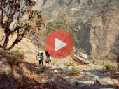Vídeo 16 Viaje a Nepal 2014 – Trek Annapurnas 14, Tatopani – Ghorepani