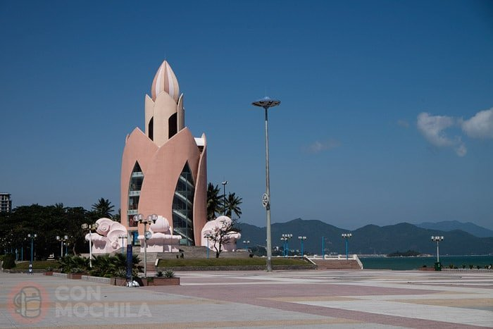 El paseo marítimo de Nha Trang