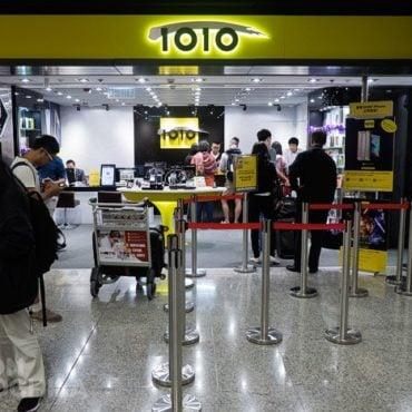 La tienda donde conseguir la SIM en el aeropuerto de Hong Kong