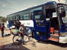 Autobús en Camboya: rutas, horarios y precios (y además con descuento)