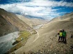 Itinerario de viaje a Nepal en 22 días de María y Juven