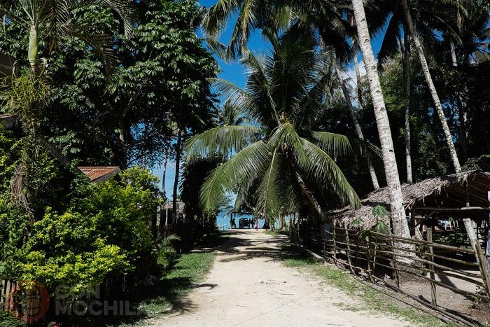 Otra calle con destino la playa