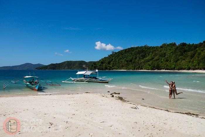 Una de las bonitas islas