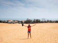 Mui Ne: kitesurf y dunas de arena roja en Vietnam