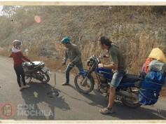 Etapa 21. (Accidentada) Mui Ne – La Gi. Ruta en Moto por Vietnam