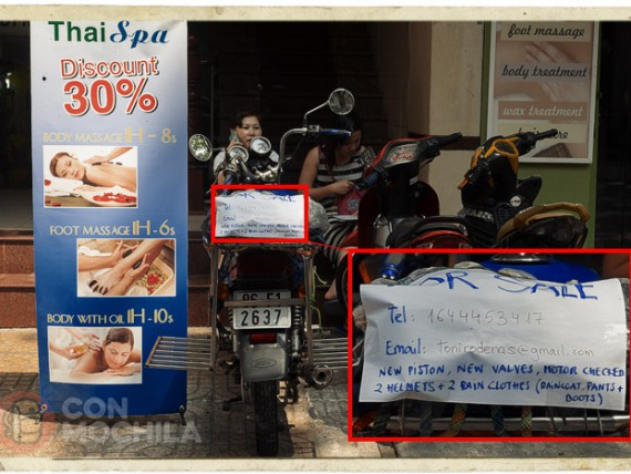 Etapa 49-51 Ho Chi Minh. Ruta en moto por Vietnam