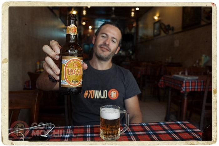 Quien dice comer dice probar nuevas cervezas...