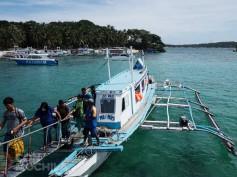 Cómo ir a Boracay desde Kalibo (o Caticlan) paso a paso