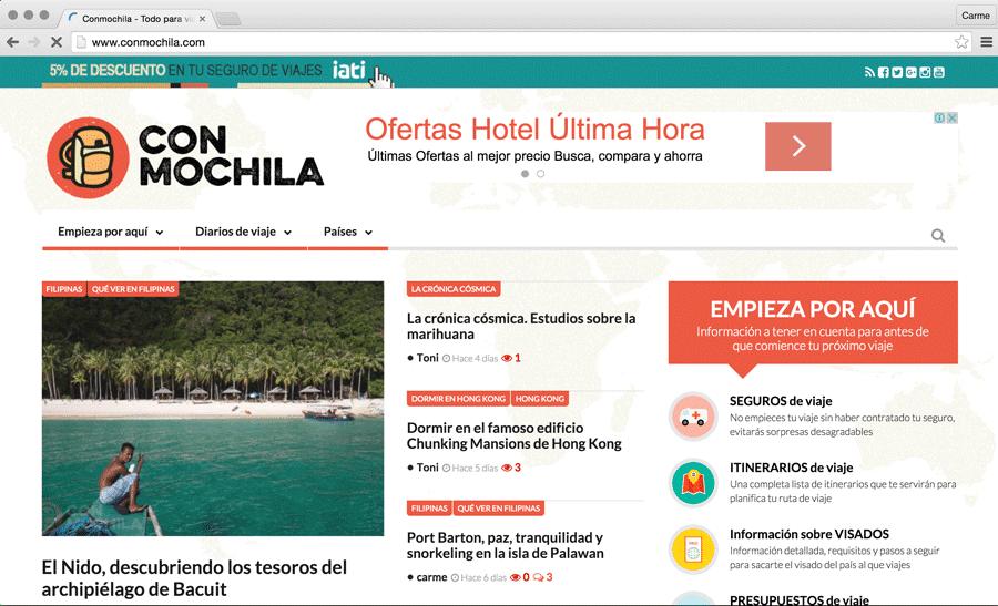 (c) Conmochila.com