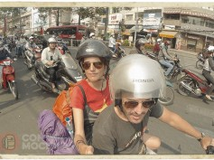 Etapa 23. Cat Tien – Ho Chi Minh. Ruta en moto por Vietnam