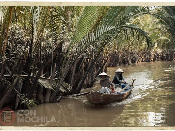 Etapa 52. Ho Chi Minh – Ben Tre. Ruta en moto por Vietnam