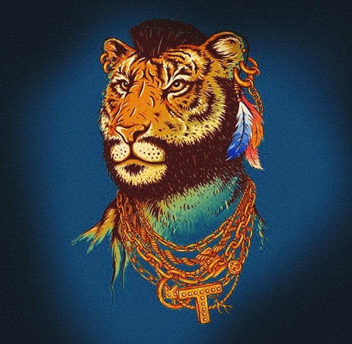 La crónica cósmica - El señor Tigre