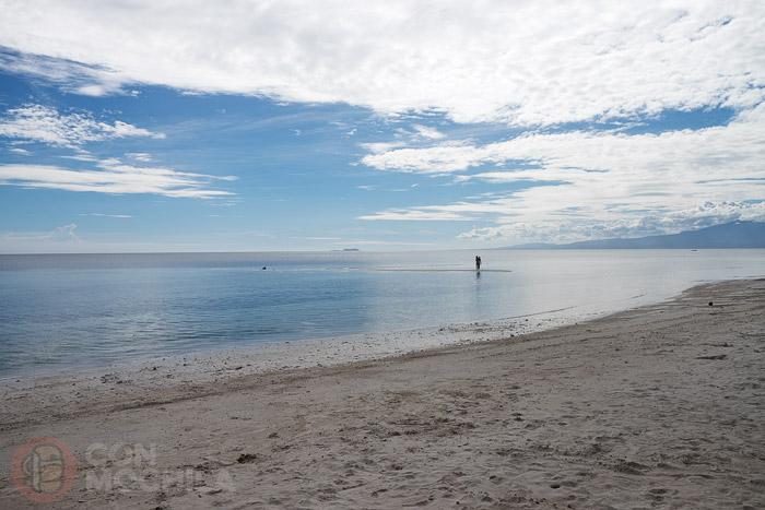 Este es el aspecto de la mayoría de las playas del sur de Siquijor (1)