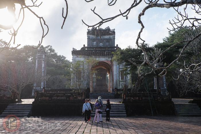Tumbas imperiales de Hué: Tumba imperial de Tu Duc
