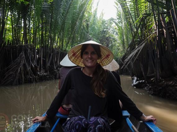 Etapa 53-55. Delta del Mekong: Última parada. Ruta en moto por Vietnam