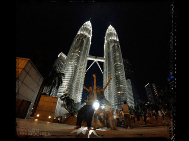 Torres Petronas de Kuala Lumpur (Malasia) – Yo estuve allí