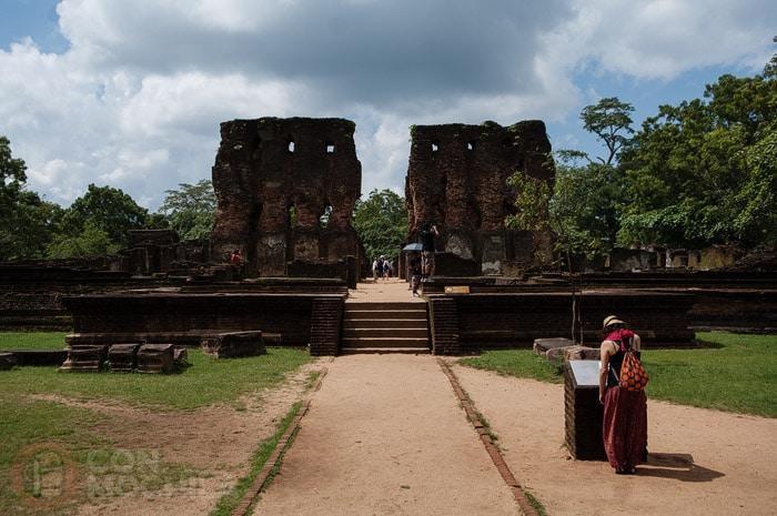 Palacio del rey Parakramabahu