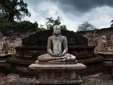 Polonnaruwa, adentrándonos en la capital medieval de Sri Lanka