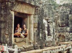 Itinerario de viaje a Camboya en 21 días de Carme y Toni