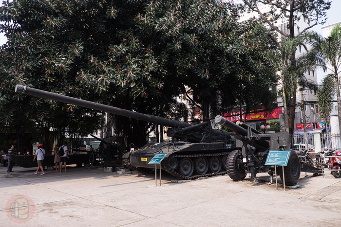 Obús M107
