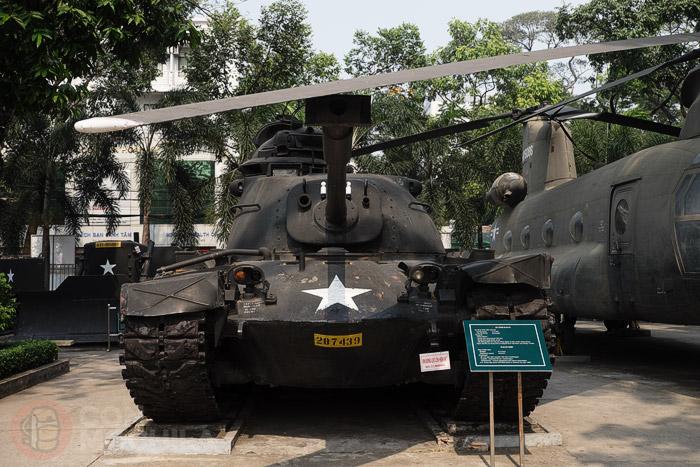 Tanque M48