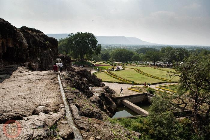 Cuevas hinduistas